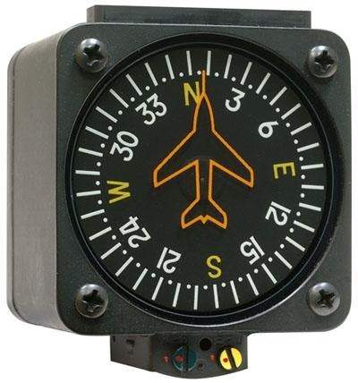 Precision PAI700SH Vertical Card Compass